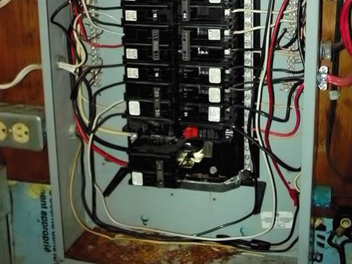 panneaux-electrique
